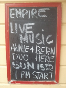 Empire Blackboard