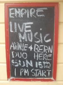 Empire Blackboard