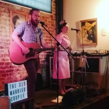 The Old Married Couple at The Thornbury Local, Melbourne 4 Dec 2016